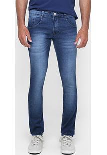 Calça Jeans Biotipo Estonada Skinny - Masculino