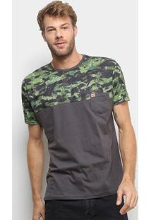Camiseta Hd Especial Soldier Masculina - Masculino