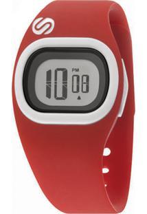 Relógio Soleus Tigress Vermelho