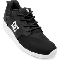 Tênis Dc Shoes Midway Masculino - Masculino-Preto+Branco c11a4c6f5bcb0