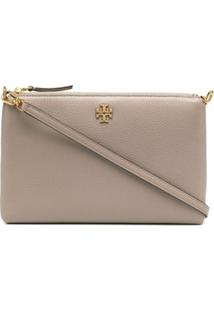 Tory Burch Kira Cross-Body Wallet Bag - Neutro