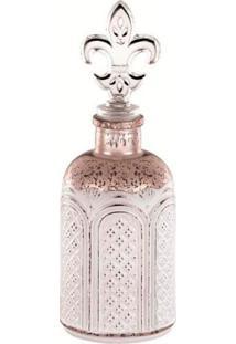 Garrafa Perfumaria Decorativa Antique I Cobre