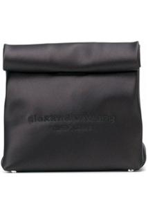 Alexander Wang Clutch Lunch-Bag - Preto