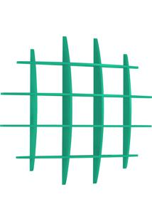 Prateleira Decorativa Grande Taylor 595 Verde Anis - Maxima