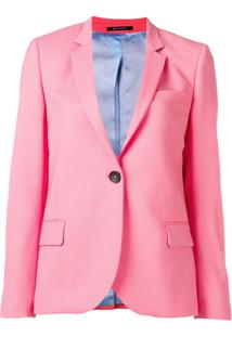 Ps Paul Smith Classic Pink Blazer - Rosa