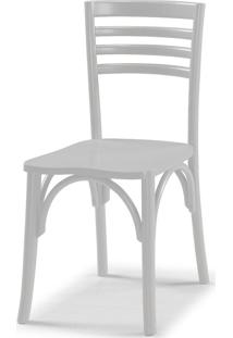 Cadeiras Para Cozinha Samara 83,5 Cm 911 Branco - Maxima
