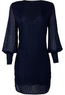 Vestido Grazi Dark Blue (Dark Blue, 40)