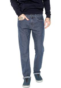 Calça Jeans Billabong Skinny Fifty Azul