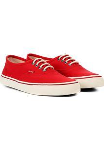 Tênis Redley Originals Ir 10 Masculino - Masculino-Vermelho