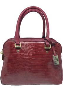 Bolsa Importada Casual Sys Fashion 8543 Vermelha