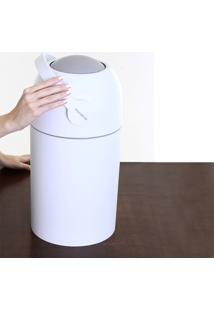 Lixo Mágico Antiodor Branco Kababy
