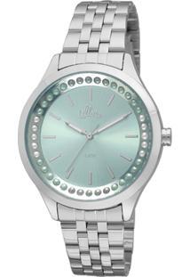 Relógio Allora Feminino Perolas - Feminino