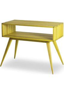 Aparador Dominoes Estrutura Amarelo 73Cm - 61465 - Sun House
