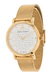 Larsson & Jennings Relógio Lugano Bernadotte - Dourado