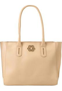 Bolsa Shopping Bag Ana Hickmann Nude