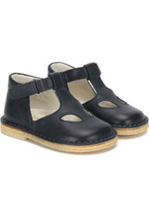 Il Gufo Cut Out Shoes - Azul