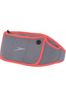 Pochete Speedo Slim Fit - Adulto - Cinza