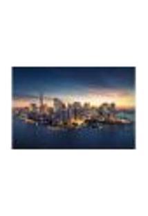 Painel Adesivo De Parede - Nova Iorque - Cidade - 1040Pnm