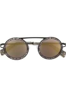 184028633c561 Óculos De Sol Redondo Yohji Yamamoto feminino   Gostei e agora