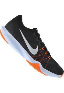 Tênis Nike Retaliation Tr - Masculino - Preto/Cinza Claro