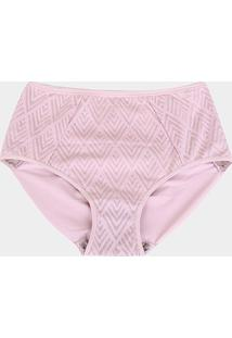 Calcinha Liz Hot Panty Feminina 50511 - Feminino-Rosa Claro