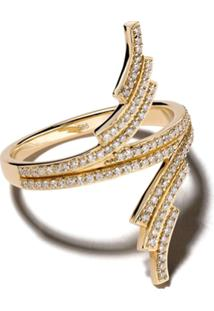 Astley Clarke Anel Double Icon Scala - Yellow Gold