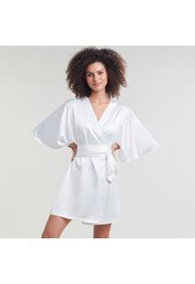Robe Joge Robe Off-White