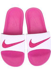 Chinelo Nike Benassi Solarsoft - Feminino