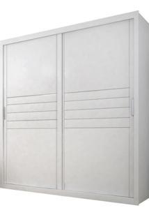 Armário Turim 2 Portas Branco