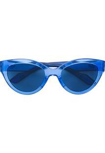 200f044b37867 Óculos De Sol Azul Italia Independent feminino   Gostei e agora