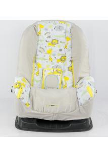 Capa Para Cadeira - Safari Amarelo