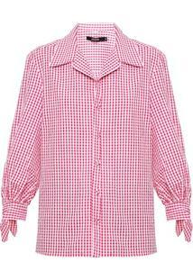 Camisa Vichy Sicilia