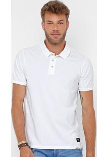 Camisa Polo Reserva Malha Dif Paraty Masculina - Masculino