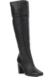 Bota Shoestock To The Knee Boot - Feminino
