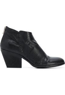 Officine Creative Ankle Boot 'Julie 1' - Preto