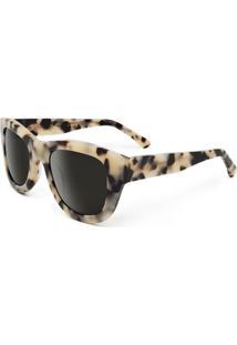 R  250,00. Zattini Óculos De Sol Feminino Cinza Premium Flanela ... 462ac6eda0