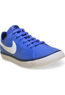 Tenis Masc Nike 631691-401 Primo Court Azul