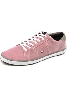 Sapatênis Tommy Hilfiger Arlow 1E Rosa
