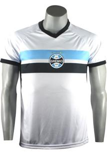 Camiseta Masculina Grêmio Retro 1998 Poa