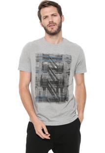 Camiseta Aramis Urban Cinza