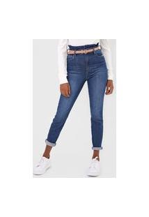 Calça Jeans Colcci Skinny Karen Azul