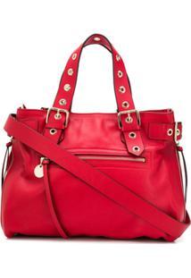 Red Valentino Bolsa Tote Red(V) - Vermelho