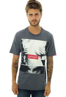 Camiseta Asphalt Sensual Seduction Masculina - Masculino