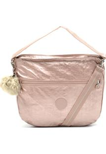 Bolsa Kipling Shoulderbags Fenna Rosa