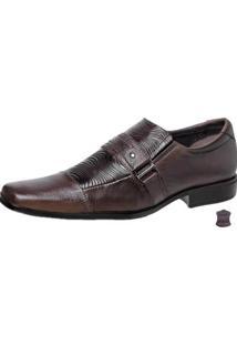 Sapato Social Gasparini Cafã