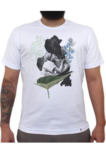 O Beijo - Camiseta Clássica Masculina