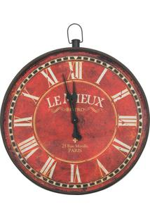 Relógio Decorativo De Parede Le Meux