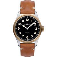 fc95f4afd2e Relógio Montblanc Masculino Couro Marrom - 117833