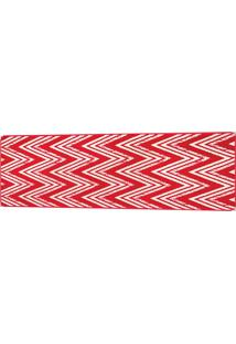 Passadeira Andino Pa11 0.66X2.30 - Lancer - Vermelho