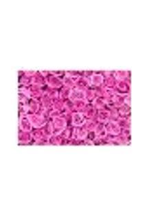Painel Adesivo De Parede - Rosas - 073Pn-M